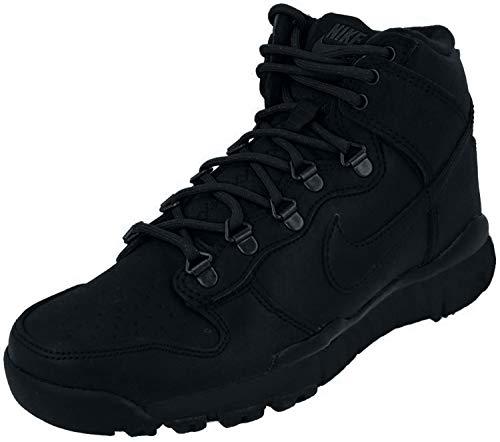 Nike SB Dunk High Boot - Chaussures de Skateboarding, Couleur Noir (Black/Black), Taille 47 1/2