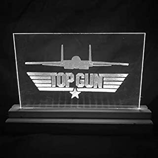 Lampada Top Gun (Multicolore, Art Deco)