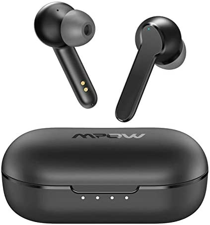 Wireless Earbuds Mpow MBits S True Bluetooth Earbuds In Ear w Mic CVC8 0 Noise Cancelling Earphones product image
