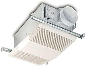 Broan-NuTone 605RP Exhaust Fan And Bathroom Heater