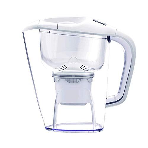 WCJ 3,5 L waterfilter Jug - wit net ketel huishouden keuken filter ketel waterzuivering drankje recht beweegbaar water cup filter