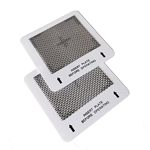 LCJQ Replacement Air Filter Ceramic Ozone Plate Universal 360mg/h Ceramic Ozone Plates Suitable for Most Ozone Produce Machine Air Water Purifier Parts Filters