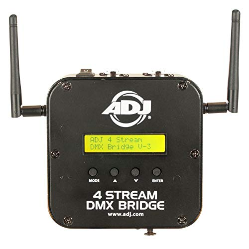 ADJ Products Wireless dmx controller (4 Stream Bridge)