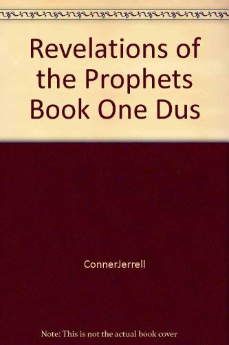 Title: Revelations of the Prophets Book One Dus