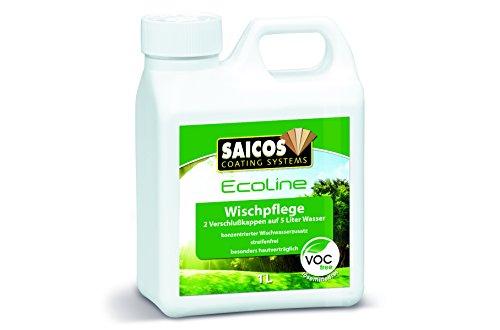 SAICOS Wischpflege Ecoline farblos 1 Liter