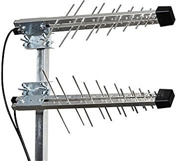 LowcostMobile RADMINI5G-7003800 4G LTE 5G 7,5dBi Duo SMA Cable Negro 2 x 5m WL240 para Huawei B525, B715, B528, B818, E5186, E5180, B310, B315, ASUS, ...