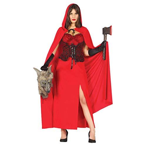 Disfraz de Wolf Hunter para mujer talla M para Halloween