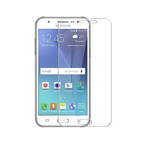 Samsung Galaxy J5 2015 Panzerglas Schutzfolie,3 Stück WEOFUN Displayschutzfolie Panzerfolie für Samsung Galaxy J5 2015 Schutzglas Folie [0.33mm, 9H, Ultra-klar]