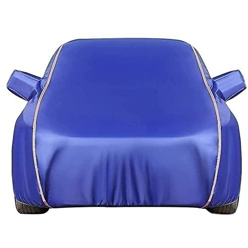 GPFFACAI Funda Coche Exterior Funda para coche garaje exterior Fundas Para Coche Compatible con BMW E30 / E36 / E46 / E92 / E93 / E39, | Impermeable Para Todo Clima Sun Uv Rain Protect La Lona Del Coc