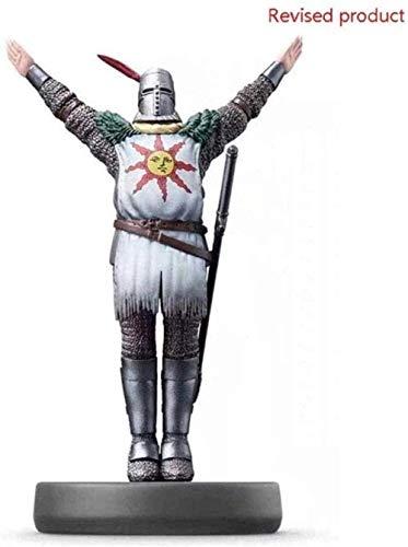 Vbnmda Dark Souls: Solar Figure Statue 3,9-Zoll-Anime-Figur