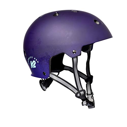 K2 Skates Unisex– Erwachsene VARSITY PRO Helm, purple, L (59-61cm)