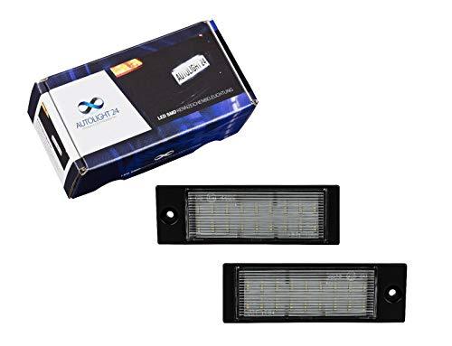 2 x Premium LED Kennzeichenbeleuchtung Ceed SW Kombi Typ CD KB43