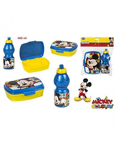 Sandwichera y Botella de Mickey en Set - Edición Disney. - Hogar y más.