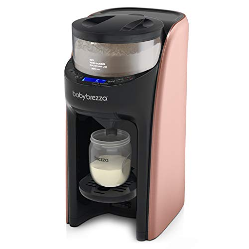 New and Improved Baby Brezza Formula Pro Advanced Formula Dispenser Machine -...
