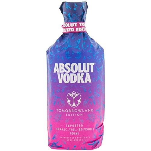 Absolut Vodka TOMORROWLAND Limited Edition 40,00% 0.7 l.