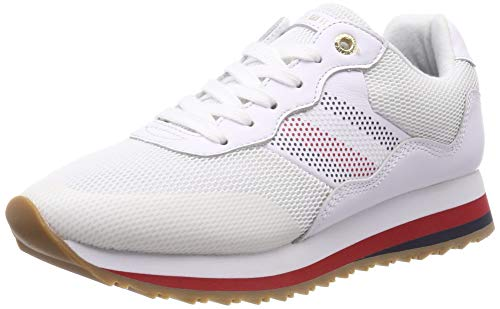 Tommy Hilfiger Tommy Corporate Retro Sneakers voor dames