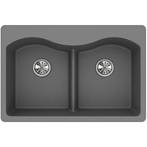 elkay top mount granite sink - 5