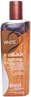 Devoted Creations White 2 Black NATURAL Bronzer Streak Stain Free 8.5oz