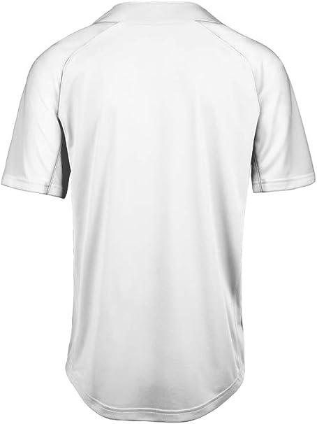 Mizuno Aerolite Full Button Baseball Jersey