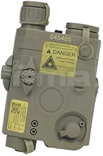 H World Shopping Navy Seal FMA PEQ-15 LA-5 Dummy Battery Case Box For Tactical Airsoft AEG Display FG