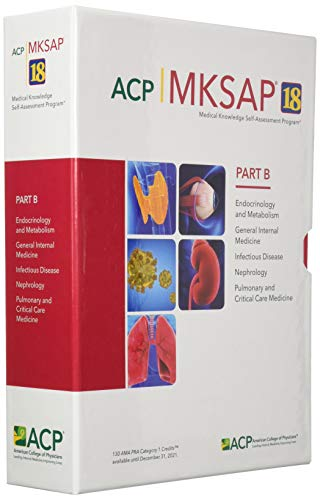 Compare Textbook Prices for MKSAP® 18 Endocrinology and Metabolism  ISBN 9781938245541 by Cynthia A. Burns (editor)