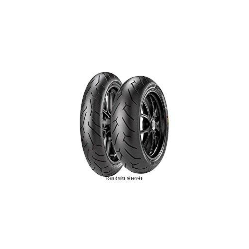 Par de neumáticos Pirelli Diablo Rosso II 120/70-17 190/50-17