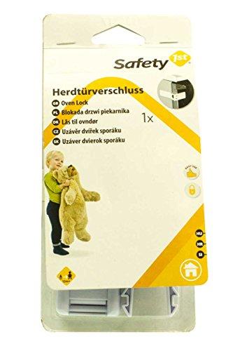 Safety 1s®t Kindersicherung 5081217 Herdtürverschluss