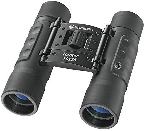 Bresser verrekijker - 1151050 - Hunter 10x50, 10 x 25, zwart