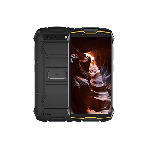 Cubot King Kong Mini 4G 32GB Dual-SIM Orange Black EU