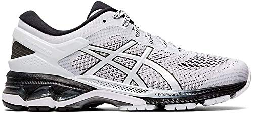 ASICS Gel-Kayano 26 Women's Running Shoes - SS20-4 White