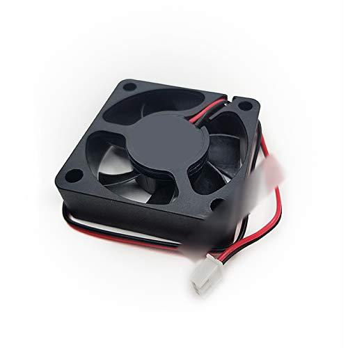 JPVGIA For NoNOISE 50 * 50 * 15 G5015S12D CS 12V CC 0.080A 5CM 2 Línea Ultra silencioso Ventilador de refrigeración envío