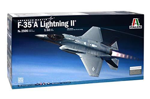 Italeri 2506 - 1:32 Lockheed F-35A Lighting II Luftfahrt