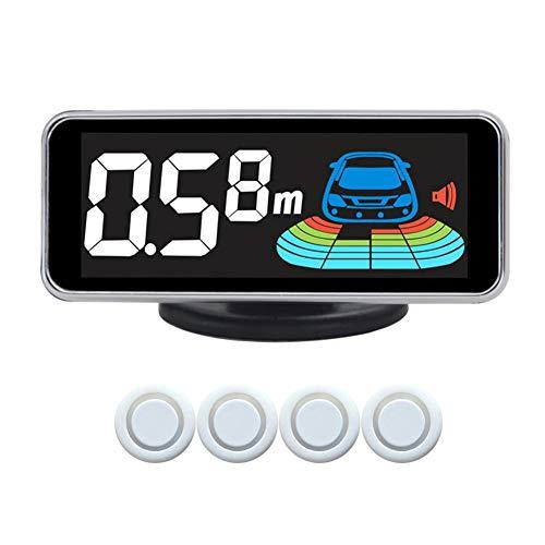 SH-Flying Parksensoren, 4 Sensor, Der Das Radarwarner-LED-Auto-Einparkhilfe-Alarmsystem Für Alle Auto Umkehrt