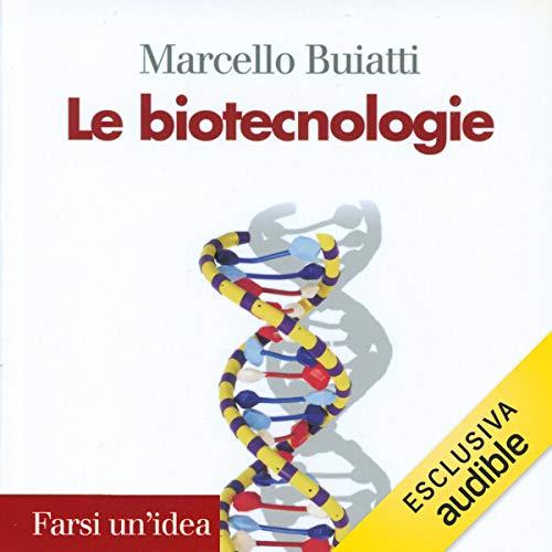 Le biotecnologie copertina