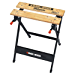 BLACKandDECKER WM125 Workmate 125 350-Pound Capacity Portable Work Bench (Renewed)