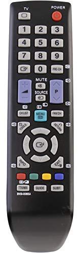 ALLIMITY BN59-00865A Telecomando Sostituisci per Samsung LE19A656 LE22A457 LE22B350 LE22B450 LE26A346 LE26B350 LE26B450 LE32B350 LE32B450 LE22A656