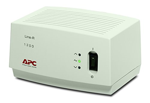 APC Automatic Voltage Regulator 1200VA