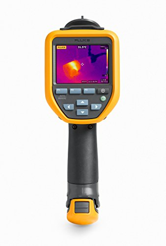 Fluke TIS10 9HZ Thermal Infrared Camera, Fixed Focus, 80x60 Resolution