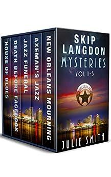Skip Langdon Mystery Series Vol. 1-5 (The Skip Langdon Series Book 1) by [Julie Smith]