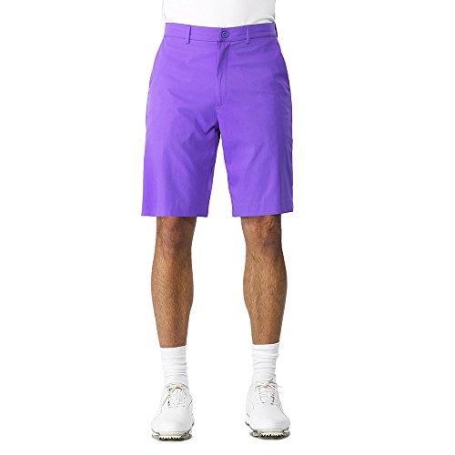 IJP Design, Pantaloni Corti da Golf Uomo Ian Poulter, Viola (Purple), 32