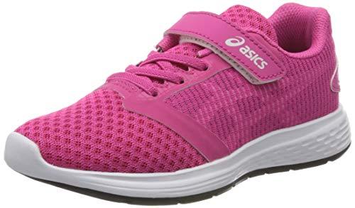 ASICS Unisex-Kinder Patriot 10 PS Laufschuhe, Pink (pink 1014A026-500), 33.5 EU