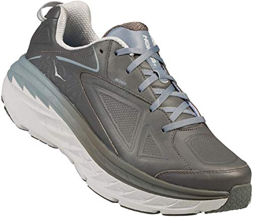 HOKA ONE ONE Men's Bondi LTR Walking Shoe (7 D US', Charcoal)