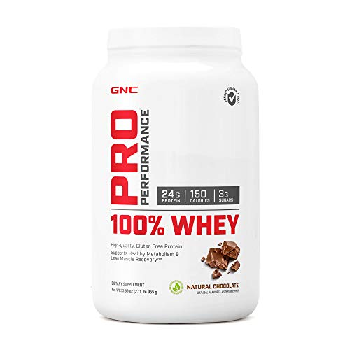 Best gnc protein powder