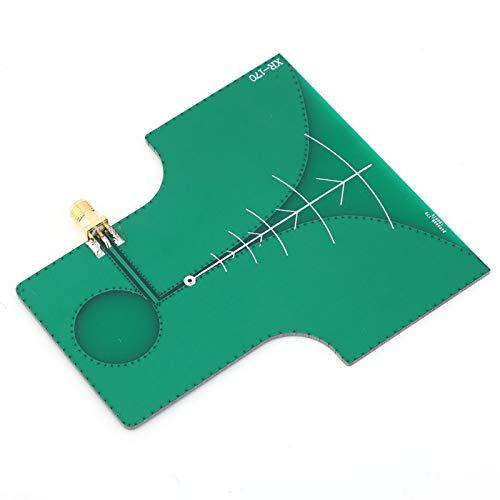 Antena Antena direccional de 7dBi Gran frecuencia de trabajo Antena UWB ligera Accesorios industriales para frecuencias comunes