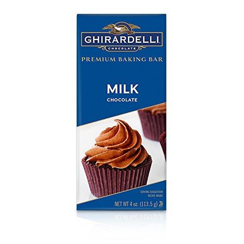 Ghirardelli Premium Baking Bar, Semi-Sweet Chocolate, 48 Ounce (Pack of 12)