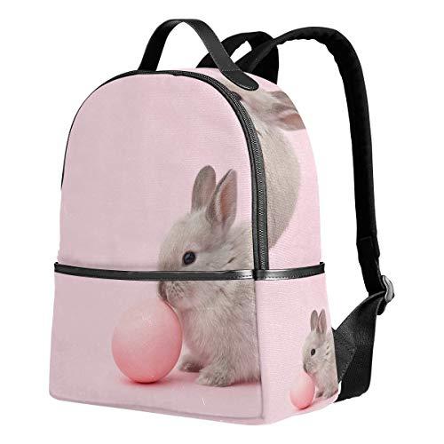 YXDEW Schultasche Schule Rucksack Große Kapazität Schultasche Leinwand Casual Travel Daypack Perfekt Für Frauen Männer Mädchen Jungs Rucksack