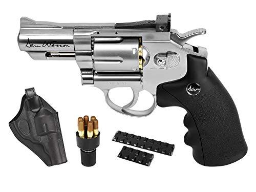 Dan Wesson 2.5' Barrel CO2 BB Revolver Kit air Pistol