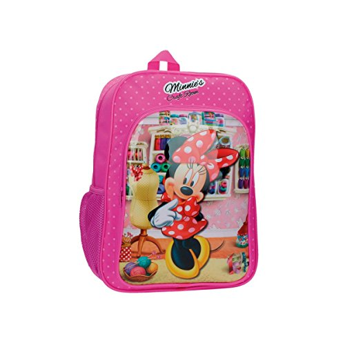 Disney Craft Room Sac Scolaire, 40 cm, 19,2 L, Rose 4752351