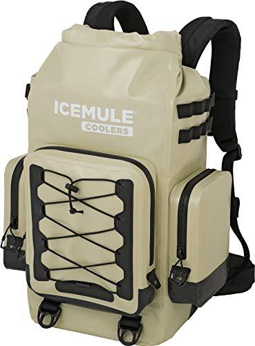 ICEMULE(アイスミュール) アウトドア 保冷・保温 バックパックタイプ ボス 30L サンド 【日本正規品】 59431