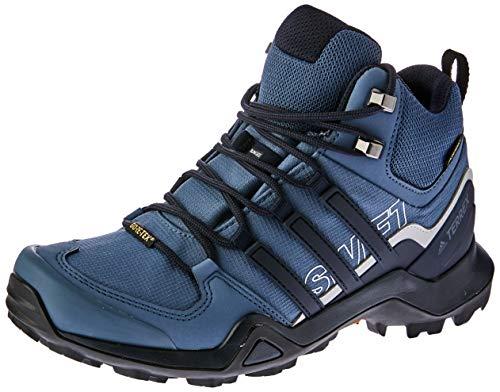 adidas Damen Terrex Swift R2 Mid GTX W Trekking- & Wanderstiefel, Mehrfarbig (Tintec/Tinley/Balcri 000), 39 1/3 EU
